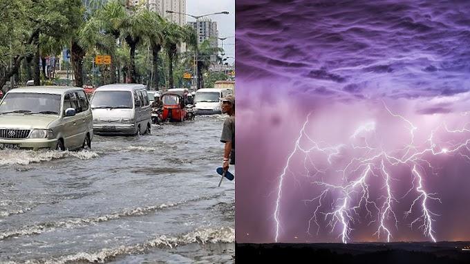 بارشوں کے طاقتور نئے سپیل کی ملک گیر پیشگوئی