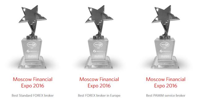 Награды FIBO Group