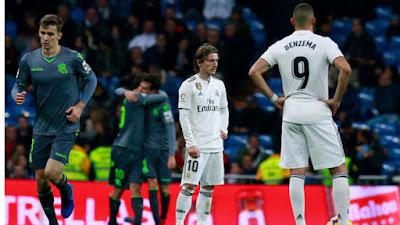 مباراة ريال مدريد وريال سوسيداد بدون تقطيع