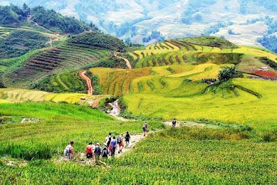Sapa  và Ninh Bình lọt tóp 14 điểm đếm mới nế ghé khi du lịch Châu Á