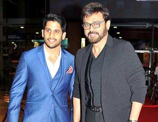 Venkatesh And Naga Chaitanya Next Movie Multi Starrer ?