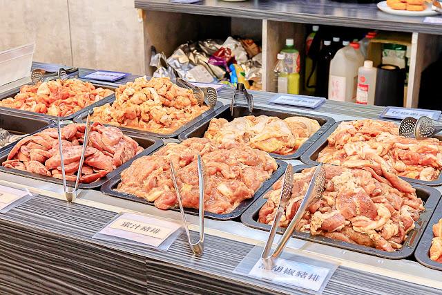 MG 0861 - 熱血採訪│韓式烤肉吃到飽400有找,多種肉品、蔬菜、熟食、小菜、飲料與冰淇淋,都在肉鮮生韓式烤肉吃到飽