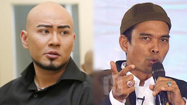 """Deddy Corbuzier Minta Maaf soal Twit Lambang Salib dan """"Woi Bambang"""""""