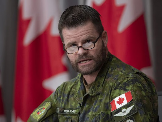 Canada psychological operations domestic propaganda political interference military