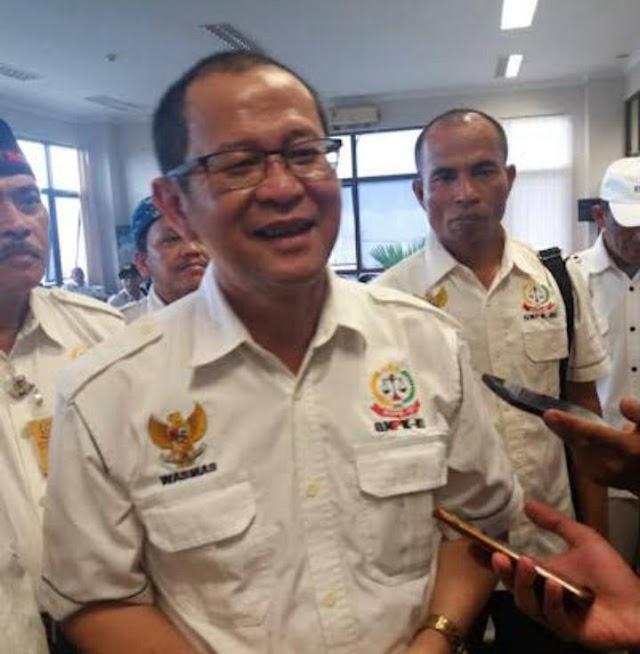 Ketua Umum GNPK RI Ditahan karena Unggah Kasus Dugaan Korupsi di FB