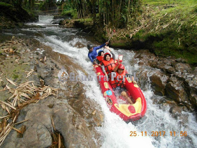 Rafting Outbound Lembang