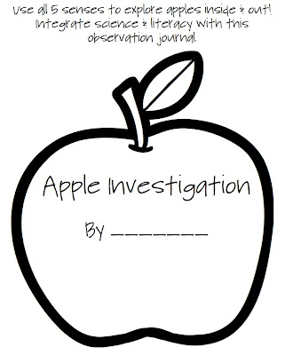 Little Miss Glamour Goes To Kindergarten: apple