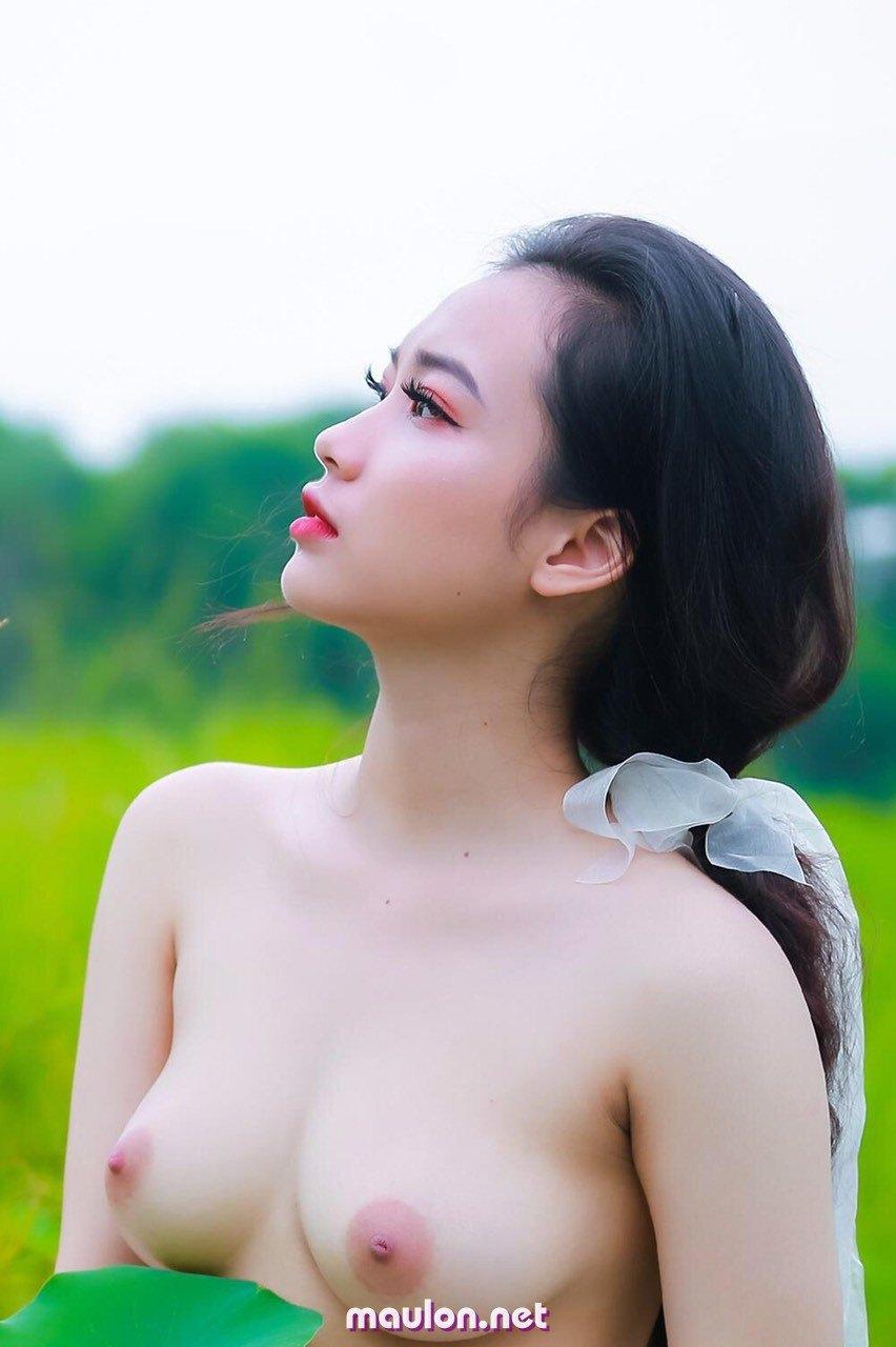 MauLon.Net - Ảnh sex Nàng giờ là 1 nhành hoa