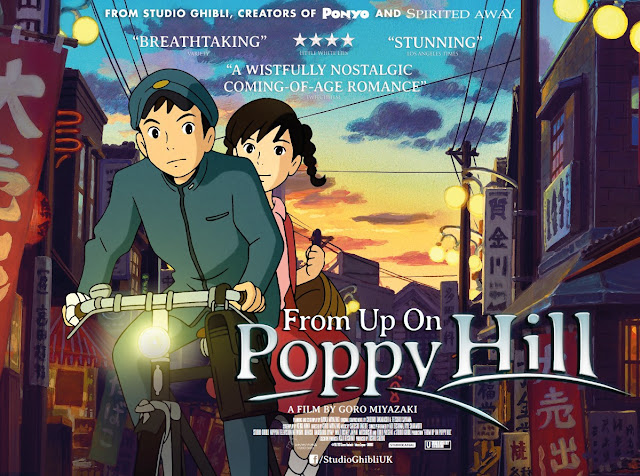Da Colina Kokuriko / Kokuriko-Zaka Kara  / From Up on Poppy Hill
