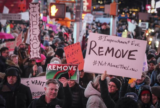 Impeachment o juicio político contra Donald Trump