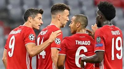 Welcome To Ladun Liadi S Blog Bayern Demolish Chelsea To Reach