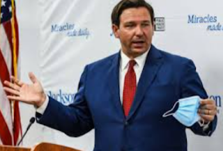 Why DeSantis covers up Covid data?