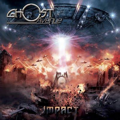 """Το lyric video για το τραγούδι """"Impact"""" από τον ομότιτλο δίσκο των Ghost Avenue"""
