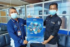 Diskominfo Padang dan BPS Saling Dukung