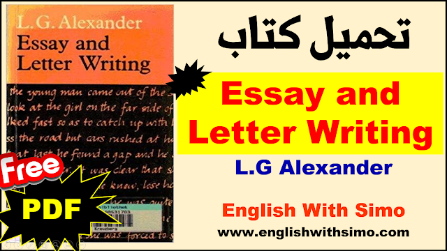 essay and letter writing lg alexander     essay and letter writing by lg alexander