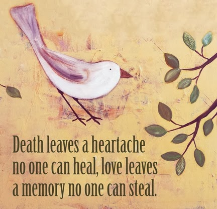 Quotes About Death (Moving On Quotes) 0243 4