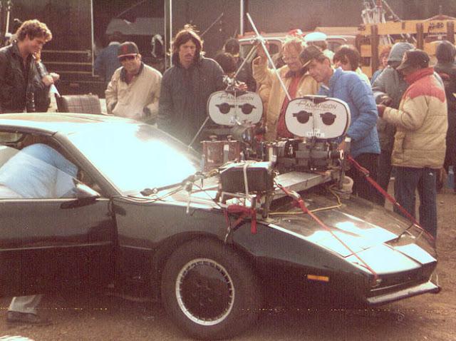 Series de televisión de los 80 detrás de las cámaras