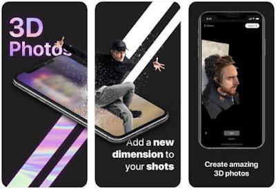 Aplikasi Foto Bergerak iPhone - Loopsie