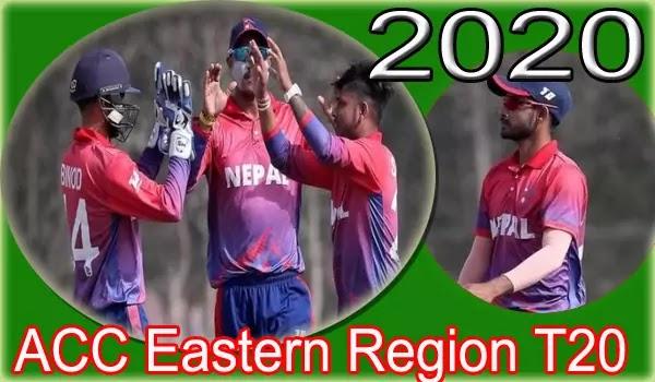 ACC eastern region t20