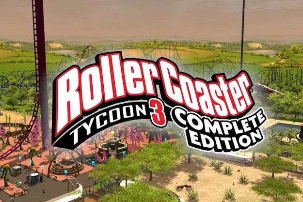 [Epic Games]: Το γνωστό RollerCoaster Tycoon 3 δωρεάν για αυτήν την εβδομάδα