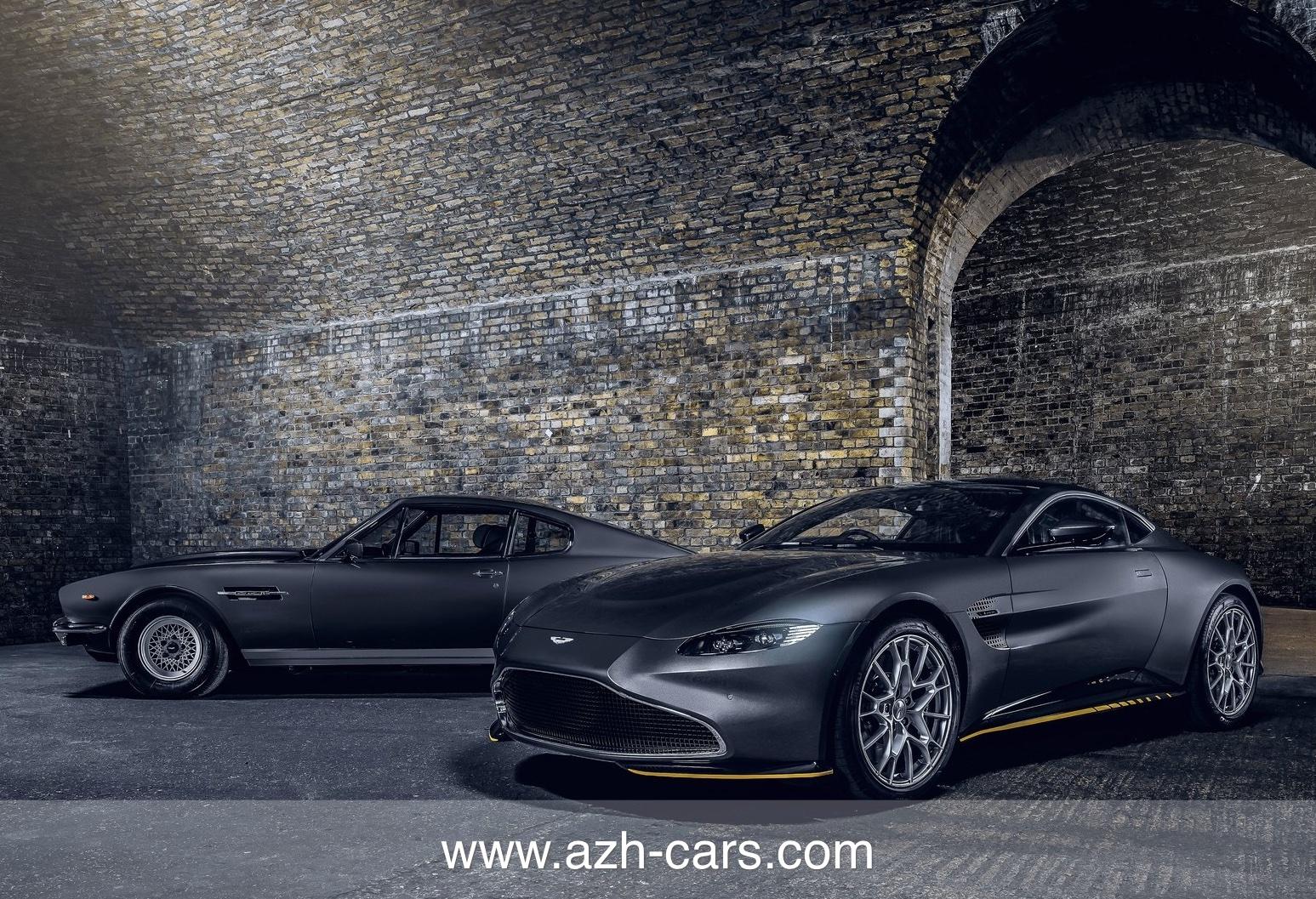 Aston Martin Vantage 007 Edition 2021 Azh Cars