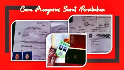 surat pernikahan tata cara daftar lengkap dokumennya