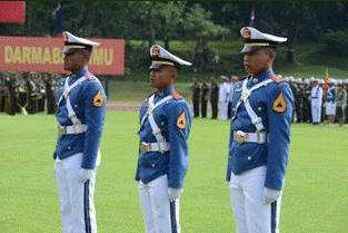 Standard Tinggi Badan Tentara