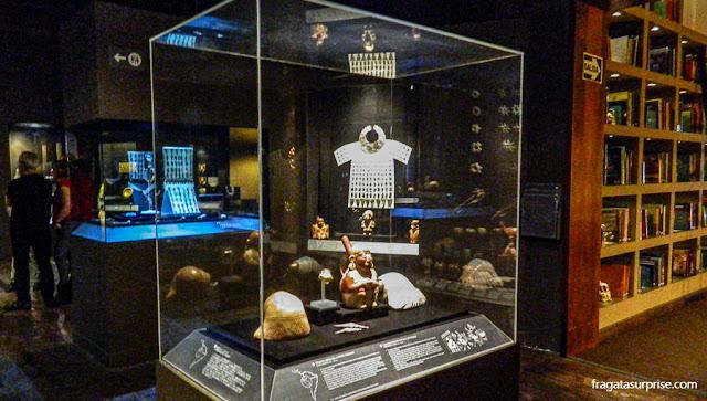 Museu Larco, Lima, Peru
