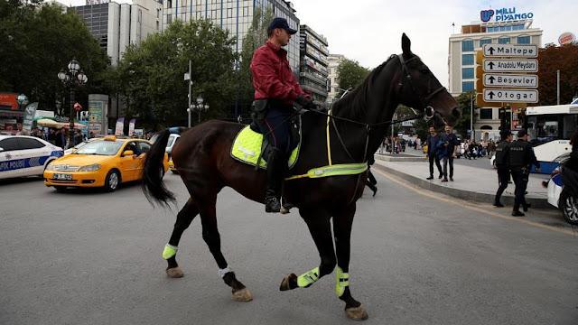 atlı polis nasıl olunur