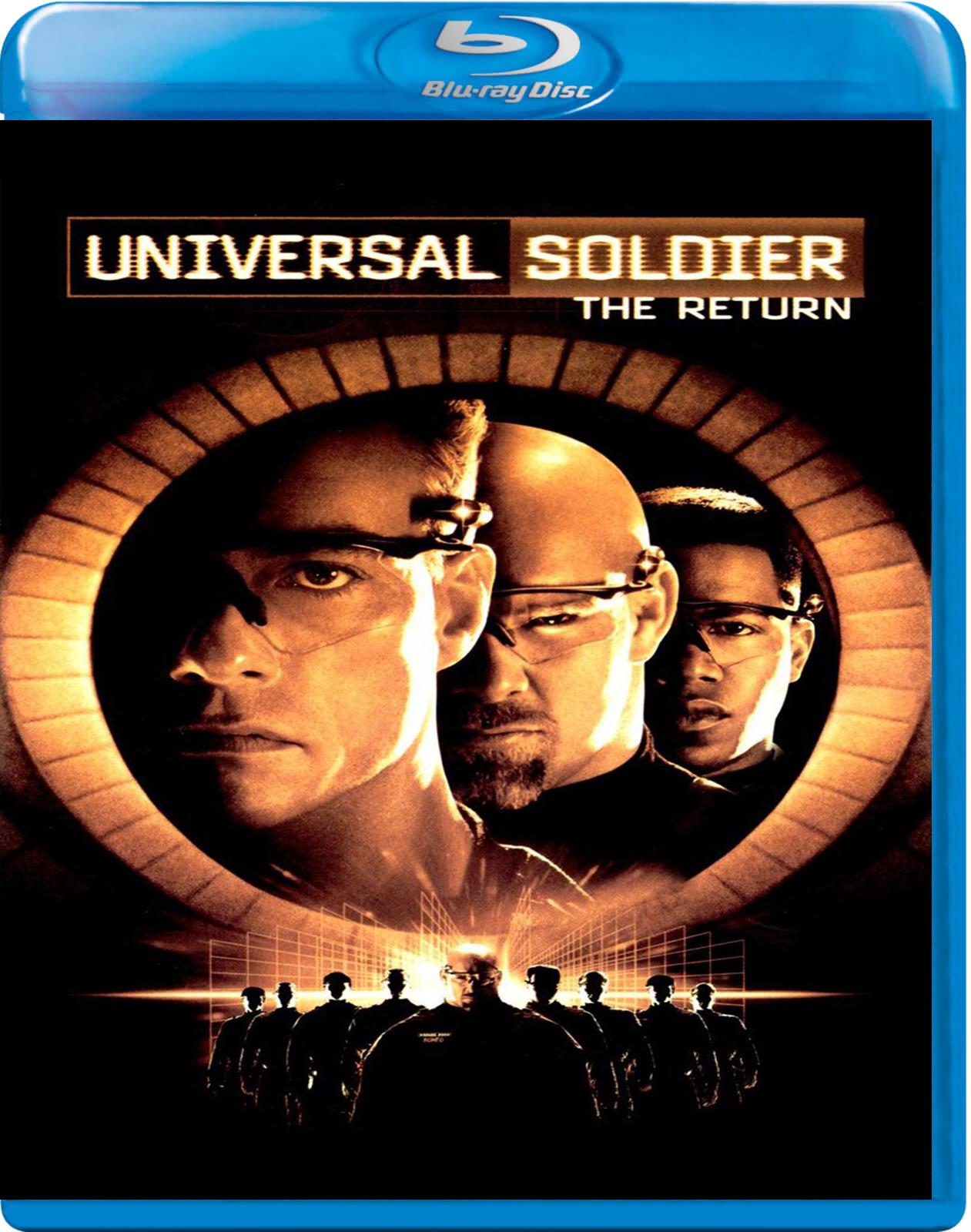 Universal Soldier: The Return [1999] [BD50] [Latino]
