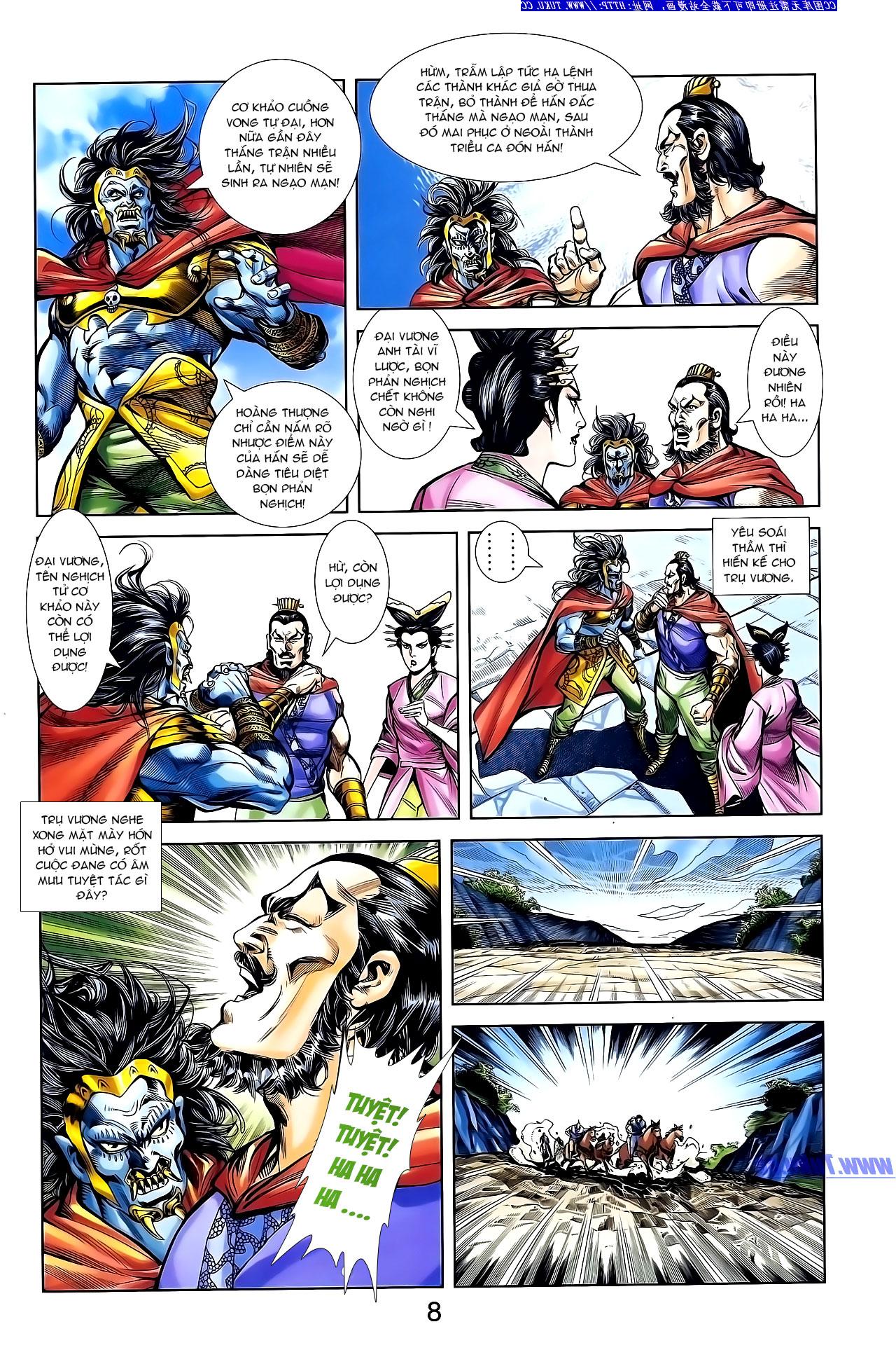 Cơ Phát Khai Chu Bản chapter 138 trang 19