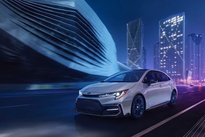 2021 Toyota Corolla XSE Apex Review