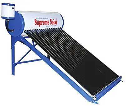 सौर जल गीजर