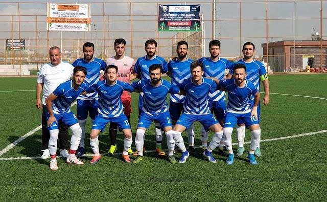 Bozova Belediyespor sezonu 3 puanla açtı
