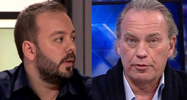 Respuesta viral de Antonio Maestre a Bertín Osborne sobre su sentimiento españolista