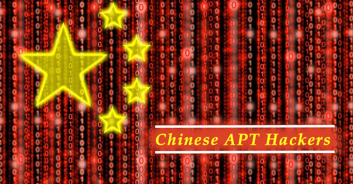 Chinese APT Hackers