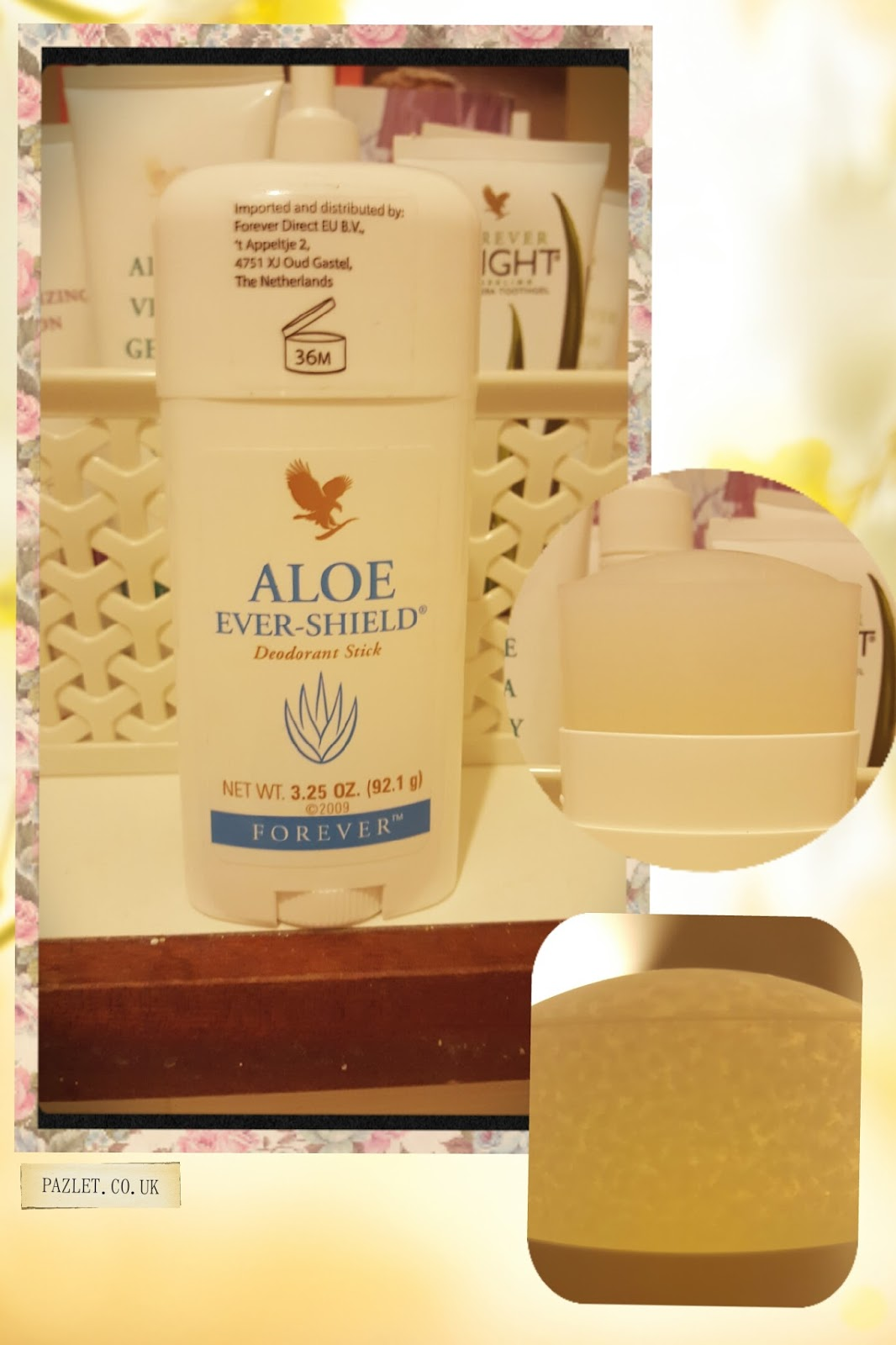 Pazlet Forever Living Aloe Vera Product Review