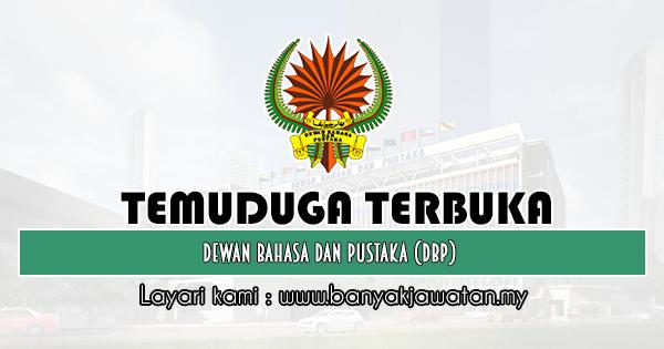 Temuduga Terbuka 2019 di Dewan Bahasa dan Pustaka (DBP)