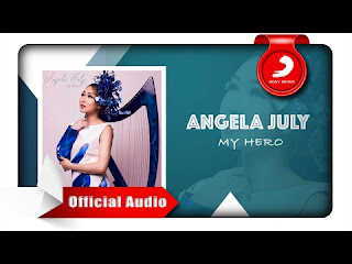 Angela July - My Hero