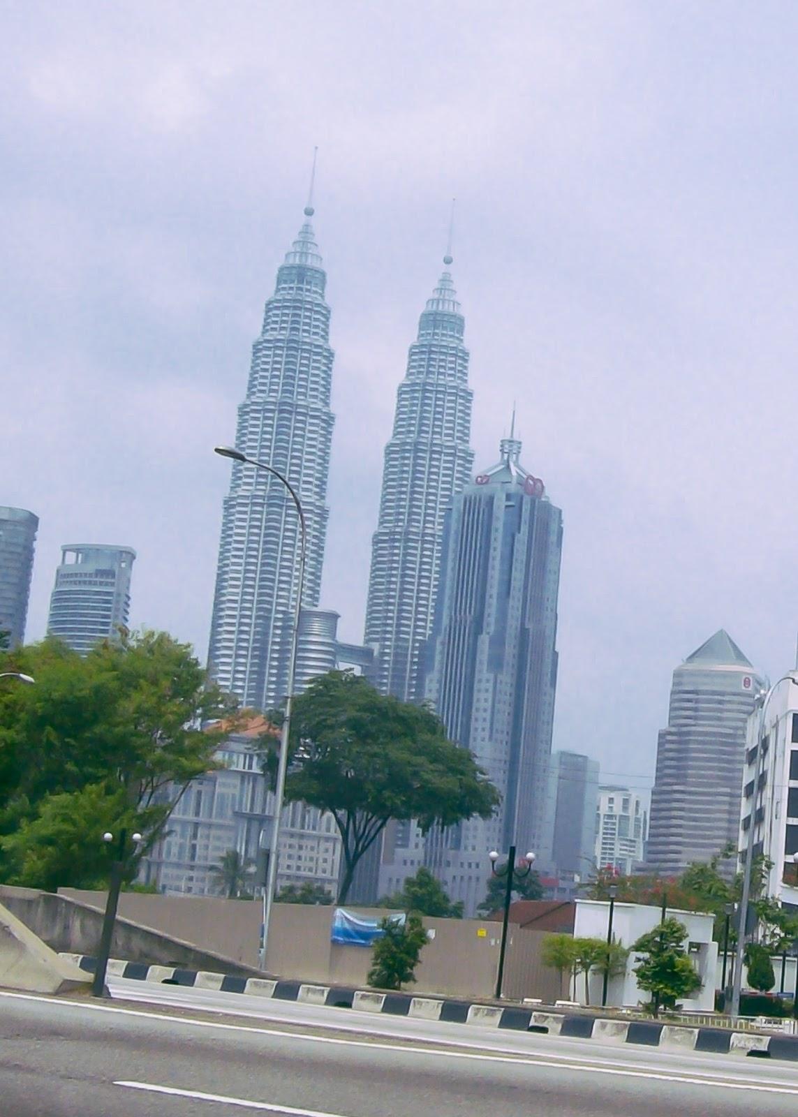 Kuala Lumpur, Malaysia Travel Diary
