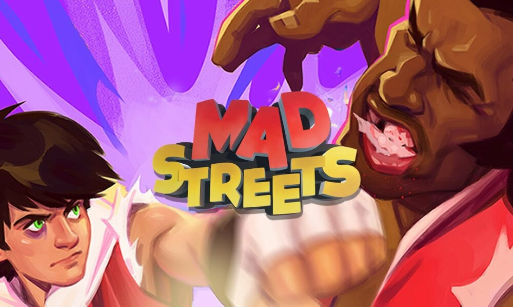 Multiplayer madness hits Xbox as beat-em-up party game Mad Streets launches today
