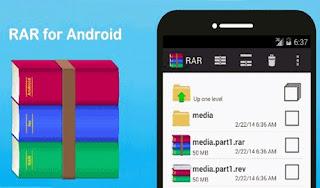 Cara Membuka File RAR Di Android Dengan Mudah