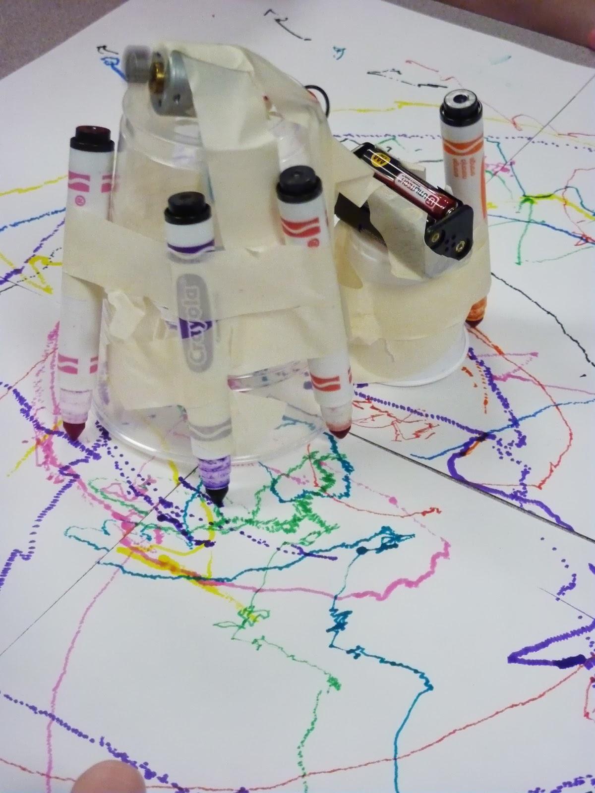 Draw Bots Robots That Draw