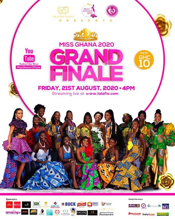 Miss Ghana to hold virtual grand finale August 21