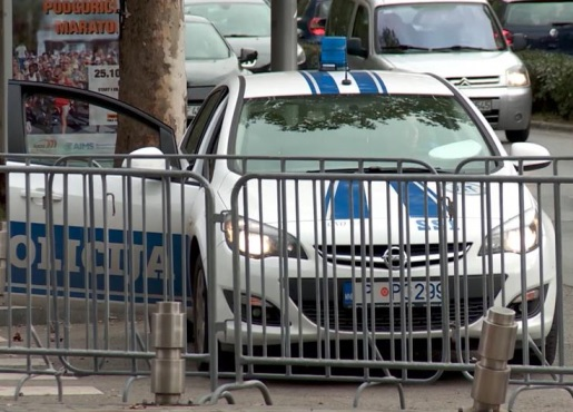 Montenegrin detained a Serbian with secret letters and military duties
