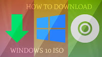 How To Download A Windows 10 ISO?