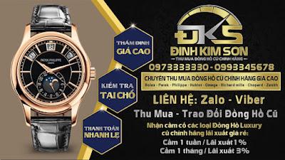 Cửa hàng thu mua đồng hồ rolex