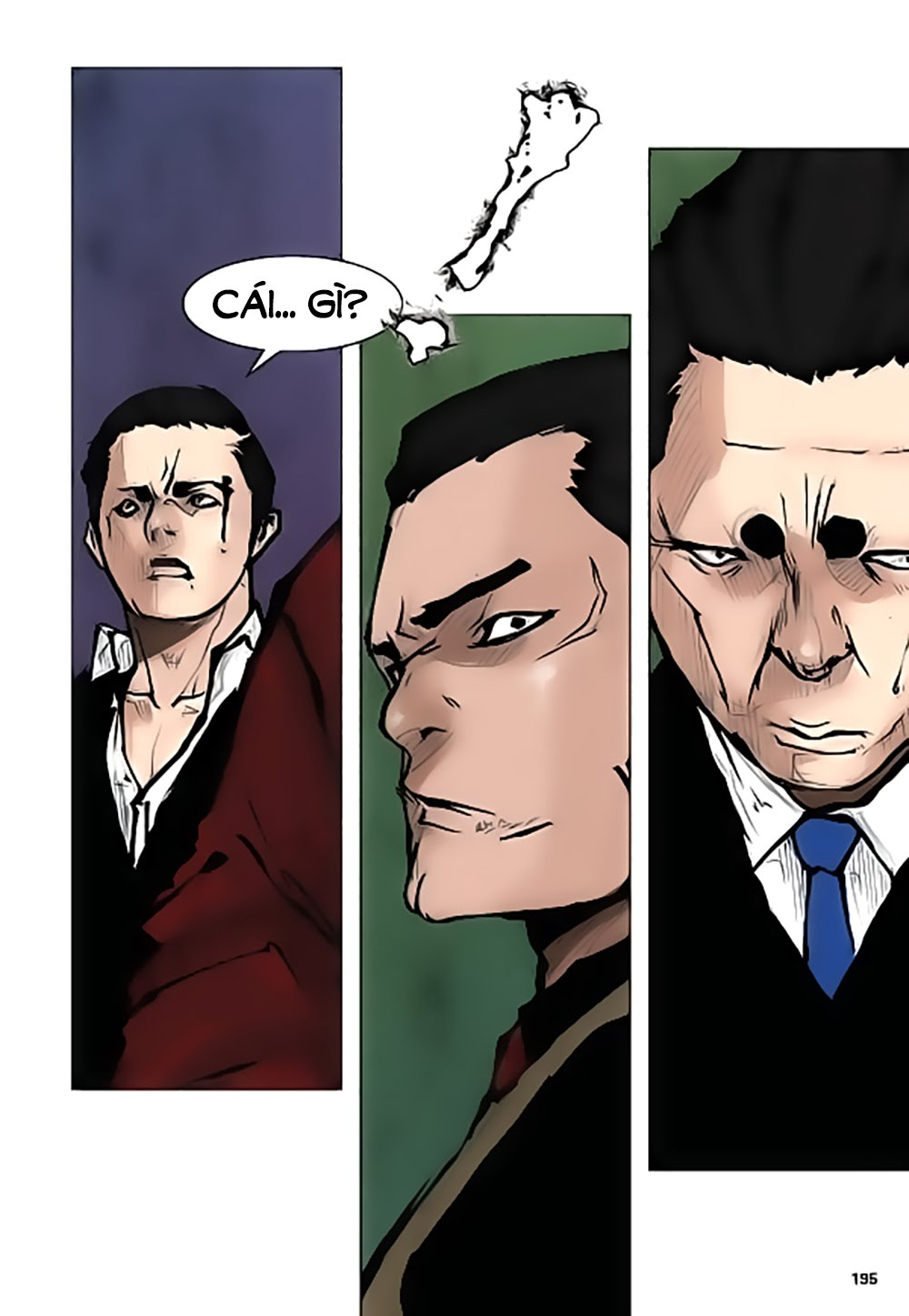 Tong | Tổng chap 30 - Trang 18