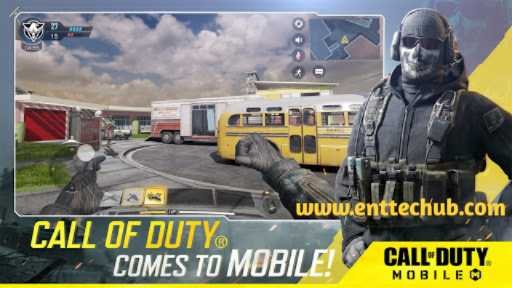 Call of Duty comes to mobile, the legendary COD is now available for Android