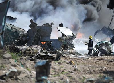 Ukraine crash